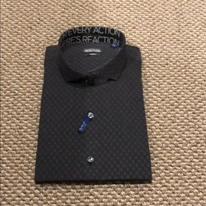 Kenneth Cole Reaction, slim fit dress shirt